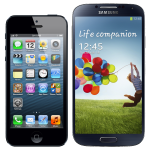 NEW Podcast Episode! Ralph Quintero -- IPhone 5s vs Samsung Galaxy S4 Comparison