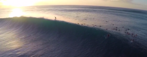 Pipeline Bonzai Surfing [VIDEO] Shot by a Drone and a Go Pro