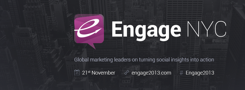[VIDEO] #Engage2013 NYC Social Media Conference Recap