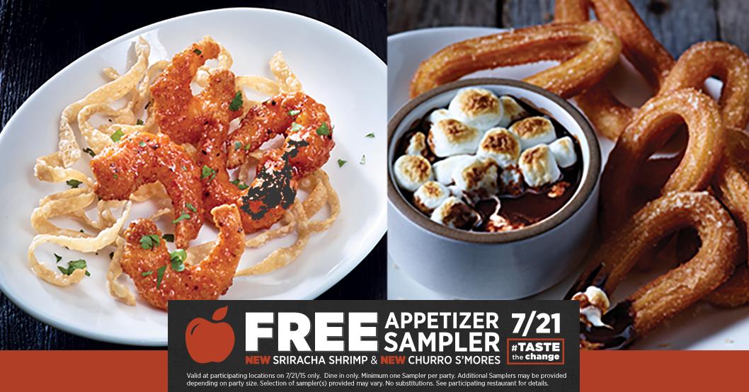 #FoodieBUZZ : Episode 4 - Applebees #TasteTheChange Campaign!