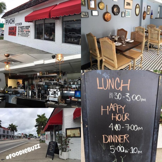 #FoodieBUZZ Episode 10 - PINCH Kitchen in Miami