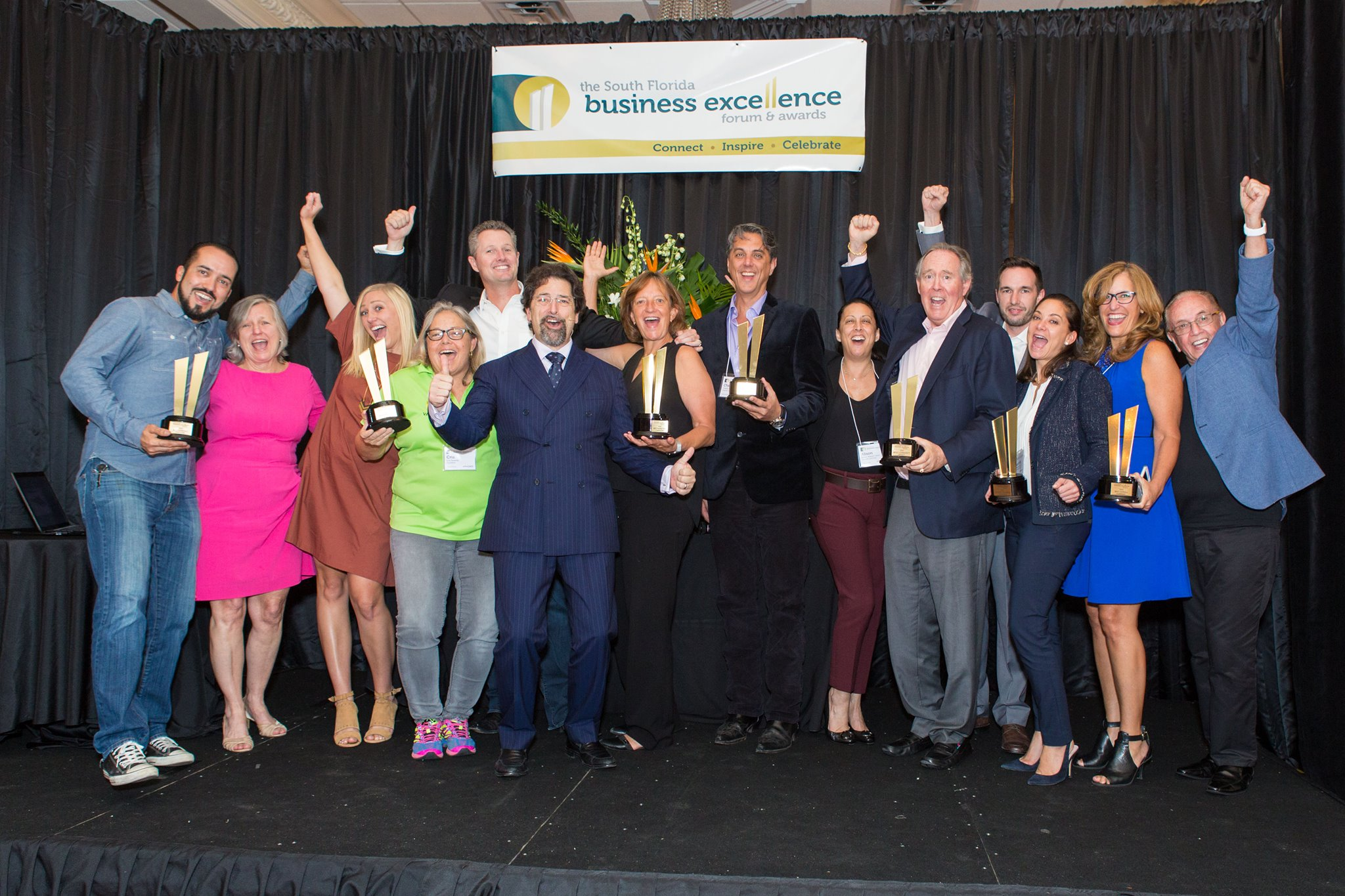 The South Florida Business Excellence Forum & Awards w/ Brad Sugars and Paul Dunn - Action Coach